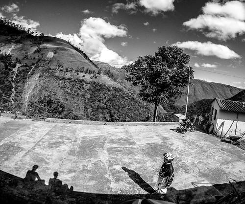 En la Represa de Julio Bravo / Pasto, Nariño, Colombia