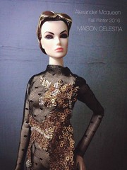 Alexander McQueen Fall 2016 #integritytoys #maisoncelestia #Queen #gorgeous #fashionroyaltydollthailand #puritydasha #Alexandermcqueen #perfection #dress #unicorn #gold #beauty #makeup #model #fashiondoll #dollworlds (maison_celestia) Tags: beauty gold model dress gorgeous makeup queen unicorn fashiondoll perfection alexandermcqueen integritytoys puritydasha maisoncelestia fashionroyaltydollthailand dollworlds
