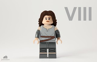 Episode VIII Concept: Rey