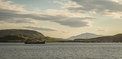 IMG_0722-1 (Nimbus20) Tags: travel holiday sunshine train scotland highlands edinburgh diesel first steam oban fortwilliam caledonian