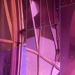 emp museum detail X (msdonnalee) Tags: reflection museum architecturaldetail explore washingtonstate reflexion seattlearchitecture reflisse