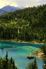 Flims Caumasee (NigglsPhotography) Tags: mountains alps de switzerland europe swiss berge alpen flims lag caumasee cauma