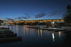 DSC_1986 (Eleu Tabares) Tags: sunset arizona sky night londonbridge desert coloradoriver lakehavasucity