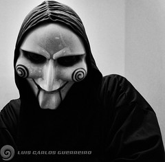 DSC05527 (O KDUKO) Tags: cinema fantasia terror carnaval mascara festa sonyilce3000