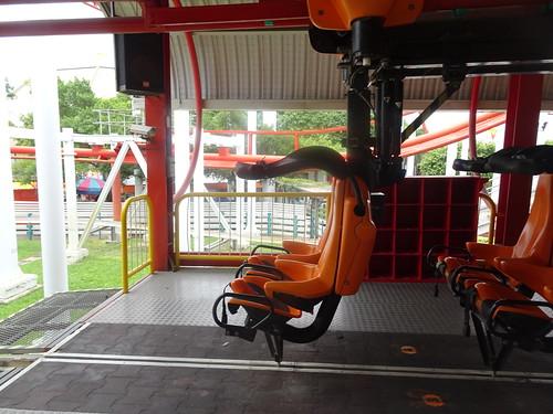 Sky Coaster / สกาย โคสเตอร์ at Dream World / ดรีมเวิลด์