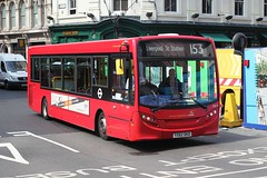 CT Plus . ( Hackney Community Transport ) . DA5 YX62DKD . Liverpool Street Bus Station , City of London . Tuesday 07th-June-2016 . (AndrewHA's) Tags: park bus station community 5 transport route 200 da hackney alexander dennis dart busstation liverpoolstreet enviro londonbus tfl finsbury 153 adl ctplus e20d yx62dkd