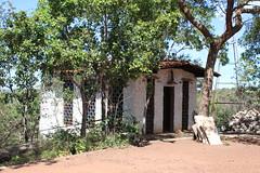 No lado esquerdo fica a capela do Eremitrio da Trindade na Serra de Landri Sales-PI 094 (vandevoern) Tags: brasil piaui eremitrio orao trindade meditao floriano vandevoern landrisales