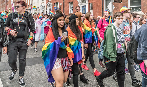 PRIDE PARADE AND FESTIVAL [DUBLIN 2016]-118108