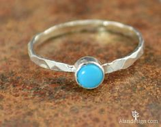 Small Silver Turquoi (alaridesign) Tags: by silver december natural turquoise small jewelry ring mothers sterling birthstone alaridesign