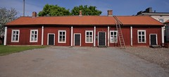 Old red house (Mika Lehtinen) Tags: old red house finland nordic finnish