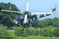 Wasp (Mrs Airwolfhound) Tags: canon fly wasp navy airshow helicopter shuttleworth 70d