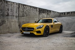 Mercedes-Benz AMG GTs (AutoLeven.com) Tags: auto cars netherlands beauty dutch car yellow canon photography mercedes benz photo industrial ride nederland automotive exotic mercedesbenz autos luxury rare exclusive sportscar amg supercars gts thenetherland wensink autoleven
