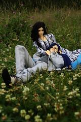 Isabella&Falcone3 (Ermilena Puppeteer) Tags: bjd abjd spiritdoll leekeworld spiritdollfreesia leekeworldromeo