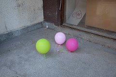 (the elusive miss irena) Tags: party day loneliness balloon unexpected x100s