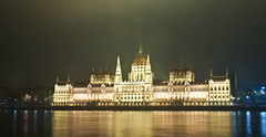 Lights (johanneskramml) Tags: lights hungary budapest parliament duna danube