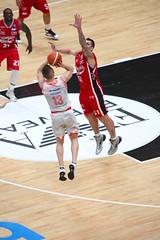 IMG_6122 (seba82) Tags: canon basket pallacanestro olimpiamilano grissinbon pallacanestroreggiana eos5dmkii seba82 sebastanosalati sebastianosalatigmailcom wwwsebastianosalatiit emporioarmanai