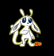 Sad Ori (kittycatlucy) Tags: oriandtheblindforest ori game cute sad drawing illustration