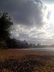 Beach Hanalei - III (Anders Magnusson) Tags: beach hawaii kauai hanalei andersmagnusson