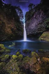 DSC_8811 (puconex) Tags: longexposure rocas pucon ndg surdechile cascadas paisajesdechile leefilters riopalguin