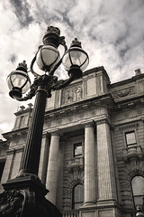 09_Melbourne2016 (Fadel Faruq) Tags: sky building heritage architecture clouds vintage outdoor columns victorian melbourne victoria vic neoclassical