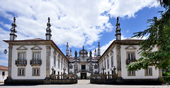 Casa de Mateus, Vila Real, Portugal (Alona Azaria) Tags: portugal museum architecture real nikon palace vila nikkor casademateus nikond800 1635mmf4
