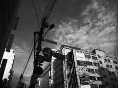 Memories of RICOH's PX 3-15 (HAKUDO is back ;)) Tags: street white black japan sapporo hokkaido streetphotography ricoh japon daido px