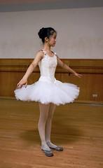 Modeling the tutu... (fingle) Tags: ballet reunion june dance ria tutu 2016 nouveauchamberballet studiorehearsal loisellynstudio
