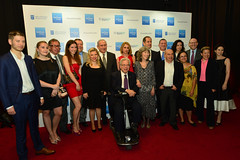 PM Netanyahu and Mrs Sara Netanyahu with Itzhak Perlman (Prime Minister of Israel) Tags: israel jerusalem isr