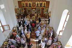 A cross procession from the village of Nikolskoe to the village of Adamovka / Крестный ход из Никольского в Адамовку (66)