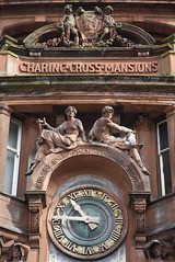 Charing Cross Mansions (itmpa) Tags: sculpture clock stone canon scotland carved glasgow elevation charingcross tenement listed burnet 6d 1891 charingcrossmansions jjburnet canon6d tomparnell johnjamesburnet categorya itmpa archhist