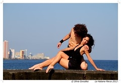 the lovers (silviagonzalezg) Tags: cuba baile lahabana