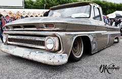 Rust chevy (D.K. photographie) Tags: black chevrolet up wheel rust low chevy hotrod rod pick rider dkphotographie