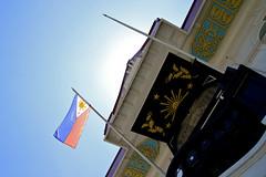 kalayaan (lethologically) Tags: history shrine flag philippines independence cavite philippineflag historicalsites kawit aguinaldo