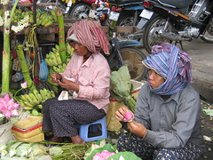 Market in Phnom Penh, Cambodia (mbphillips) Tags: cambodia mbphillips canonixus400
