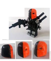 Lego batman wall decals