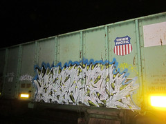 6154169213_8ce644237d_b (stayfarawayfrom5hoe) Tags: train graffiti bay nave area be amc ra smc gmc freight tak atb udm wkt amck