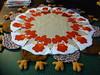 Encomendas 2013 013 (Retalho de Luxo by Carla Lima) Tags: de galinha toalha patchwork toalhademesa
