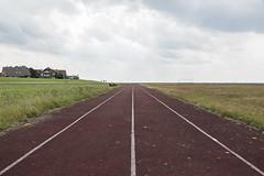 Tartan track (Florian Thein) Tags: sports island track running insel explore mostinteresting sportplatz tartan recreational baltrum wattenmeer laufbahn reccy lensblr photographersontumblr