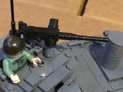 World War Brick 2013 D-Day  1 (TooMuchDew) Tags: lego minneapolis wwb brickarms dansiskind brickmania mmcbcapes wwwbrickmaniacom gibrick brickmercenaries worldwarbrick2013 bulleseyebricks wwwworldwarbrickcom