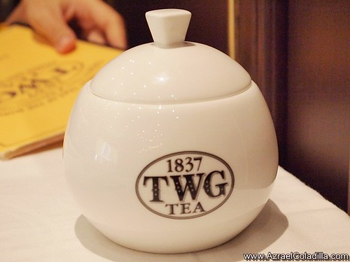 TWG Tea at RWM