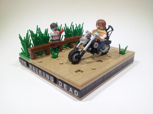 "The Walking Dead ""DD"" Chopper"