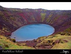 Kerid Volcano (SVA1969) Tags: trip iceland islandia royalcaribbean vacaciones holyday adventureoftheseas sergiovicent sva1969