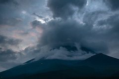 Cloud Attack (deletio) Tags: blue mountains japan clouds evening 富士山 mtfuji susono shizuokaprefecture 2013 d700 afsnikkor2470mmf28ged