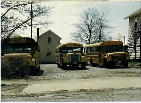 ohio ford chevrolet wayne superior international ward schoolbus