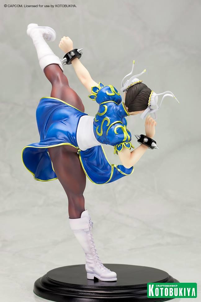 壽屋 - 電玩美少女雕像:快打旋風 II  / 春麗