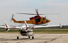 (Dave Colvin, CEM) Tags: rescue military helicopter firedepartment firefighters stthomas c130 griffon searchandrescue medivac sarex sartech londonairpatrol