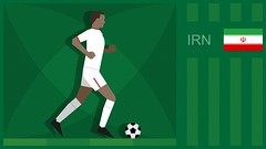 Iran Soccer Graphic (SidewinderII) Tags: sport football goal team iran kick fifa flag soccer country run player jersey pitch worldcup score turf afc dribble olympicgames  irn   azadistadium     teammelli    iranianlions  thenationalteam persianstars shiraneiran persianlions shirantsperse shahzadehganeparsi setarehganeirani  princesofpersia teammehdi