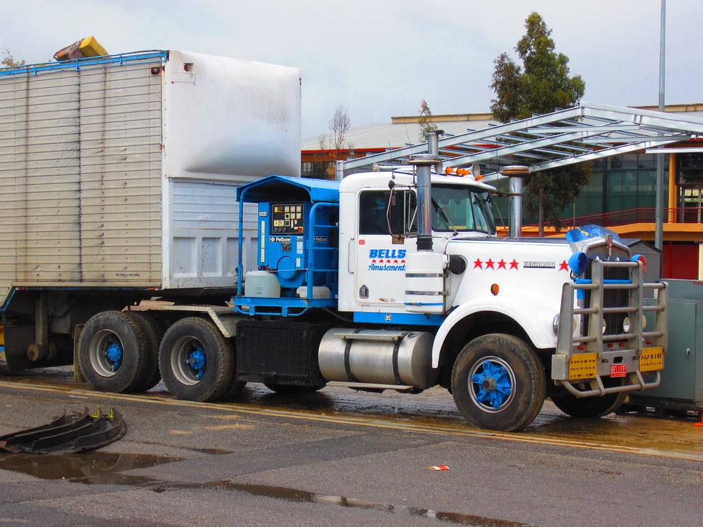 Adelaide Showgrounds Food Trucks