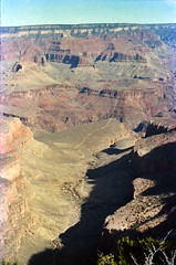Grand Canyon steep-sided canyon carved by the Colorado River in the U.S. state of Arizona in North America 1987 219 (photographer695) Tags: arizona usa grand canyon steepsided carved by colorado river us state north america 1987