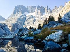 (Ken-ichi) Tags: california unitedstates backpacking sierranevada anseladamswilderness inyonationalforest iceburglake